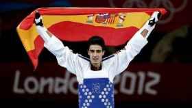 Joel Gonzalez ganó la medalla de oro durante los Juegos Olímpicos de Londres en 2012