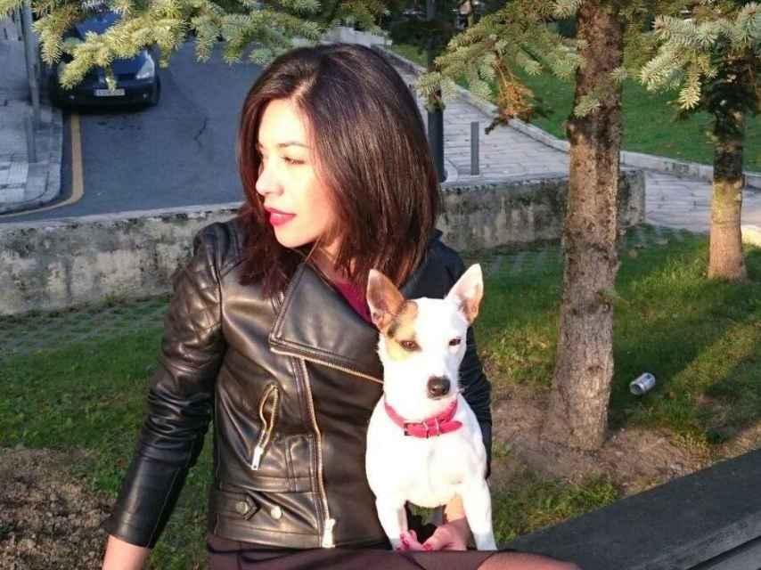 Noelia Noemí amaba los animales. En especial los perros.