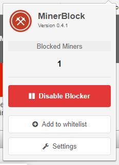 minerblock evitar mineria bitcoin web