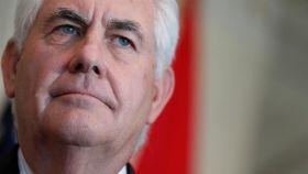 Tillerson subraya que EEUU no reconoce el referéndum kurdo y llama al diálogo