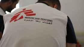 Médicos Sin Fronteras.