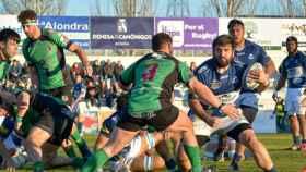 Valladolid-VRAC-rugby-gernika