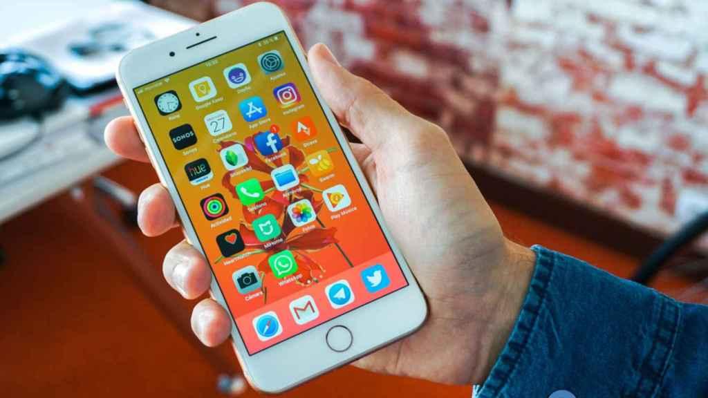 iphone 8 plus analisis 2017-19