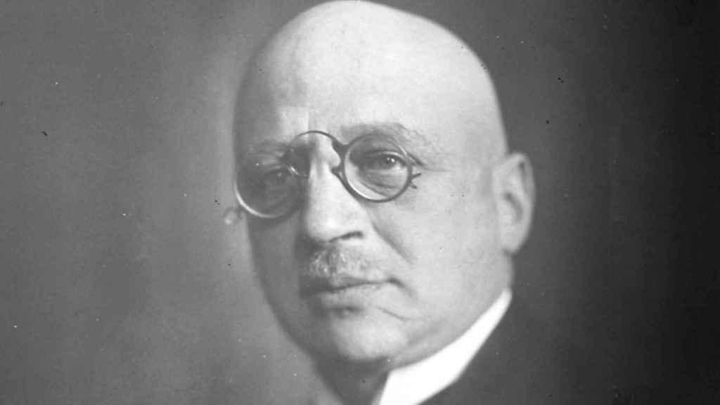 Fritz Haber.