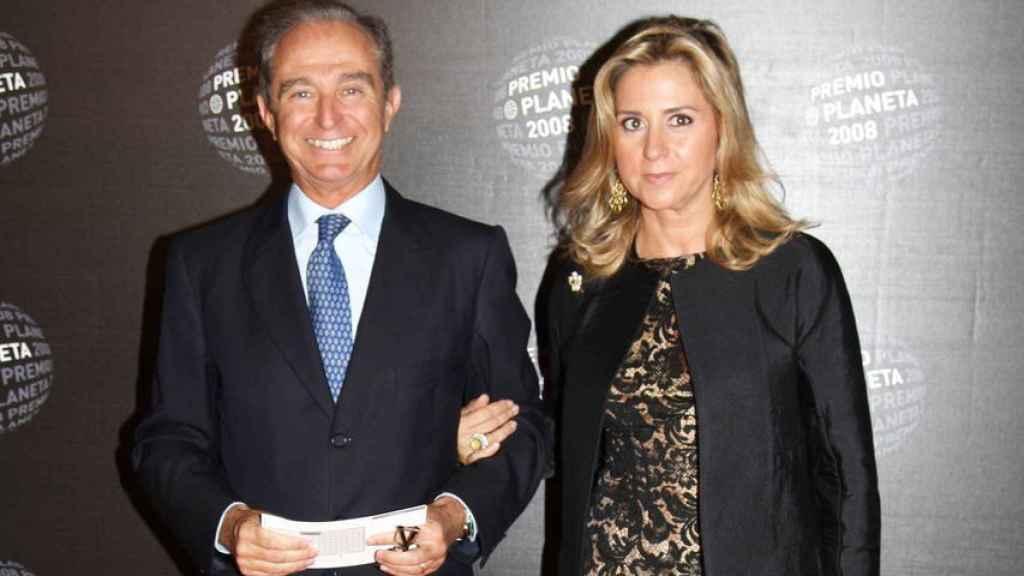 El matrimonio Palatchi Gallardo permaneció unido durante casi tres décadas.