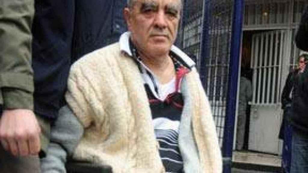 El cuñado narcotraficante, Urfi Çetinkaya, alias, 'El Paralítico'.