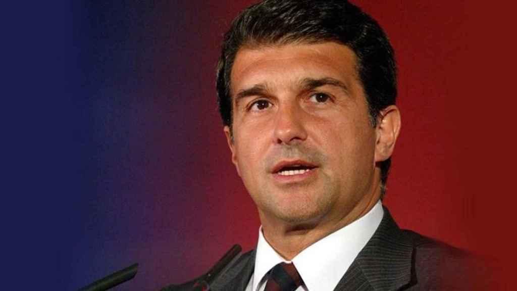 Laporta, expresidente del Barcelona: Foto: fcbarcelona.es