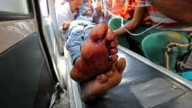 Un hombre resulta herido tras un ataque en la frontera entre Pakistan y la India.