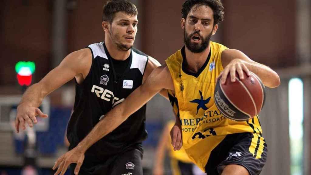 Beirán volvió en Logroño: más tarde, anotó 15 puntos en la primera jornada de la ACB.