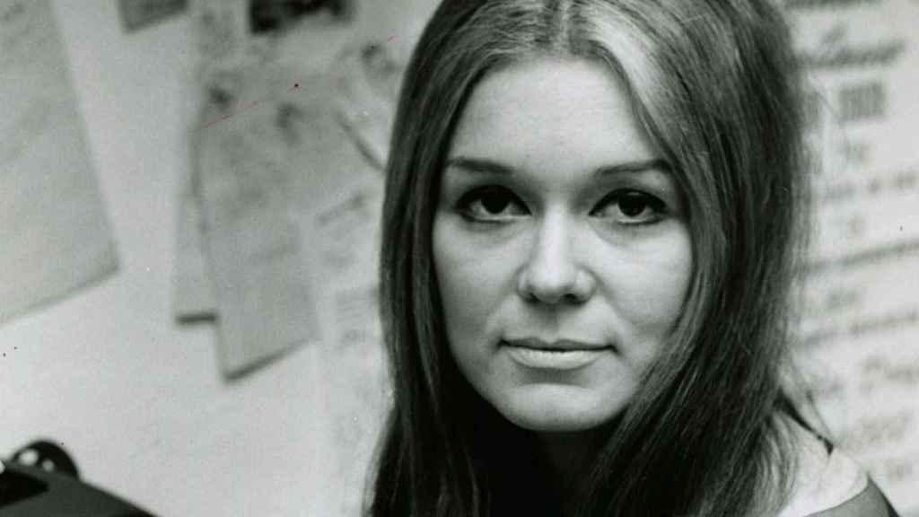 Gloria Steinem, una feminista en la gran pantalla