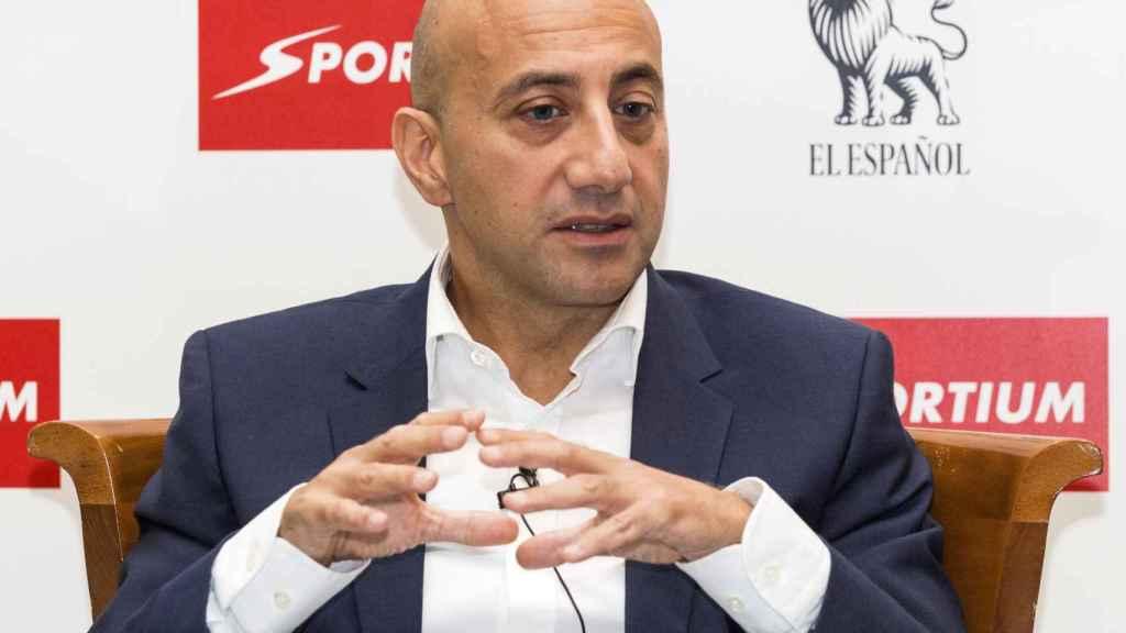 Alberto Eljarrat, CEO de SPORTIUM.