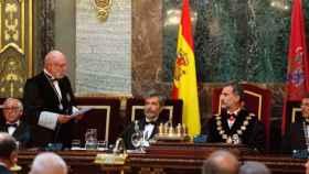 Ceremonia de apertura del año judicial en el Tribunal Supremo el pasado septiembre