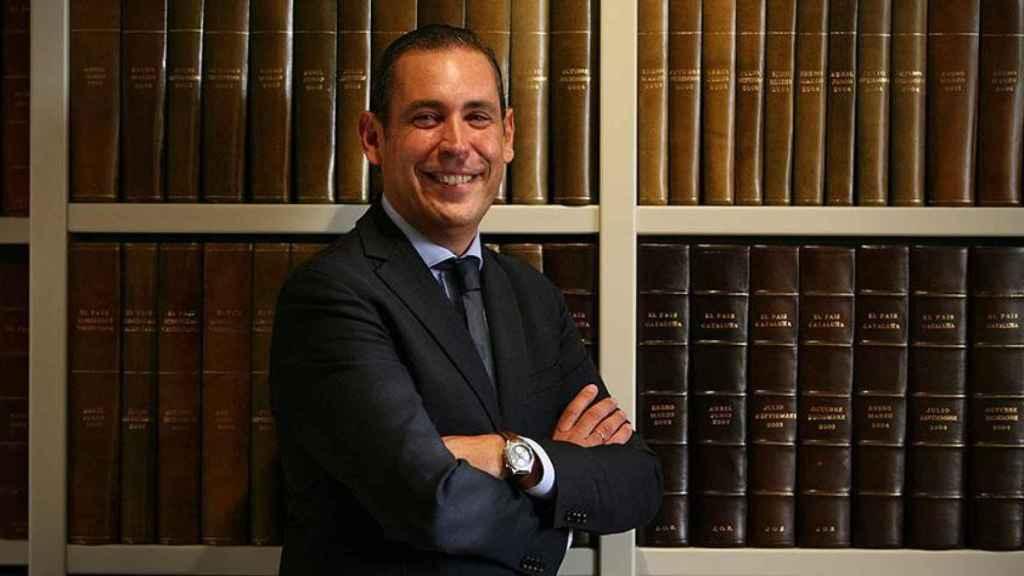 Manuel Mirat, consejero delegado de Prisa, en una imagen de archivo.