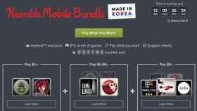 Humble Mobile Bundle: paga lo que quieras por 7 juegos coreanos