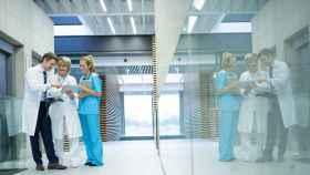 Imagen de archivo de un hospital.