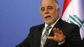 El primer ministro iraquí Haidar al Abadi.