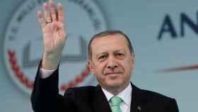 Presidente turco  Tayyip Erdogan.