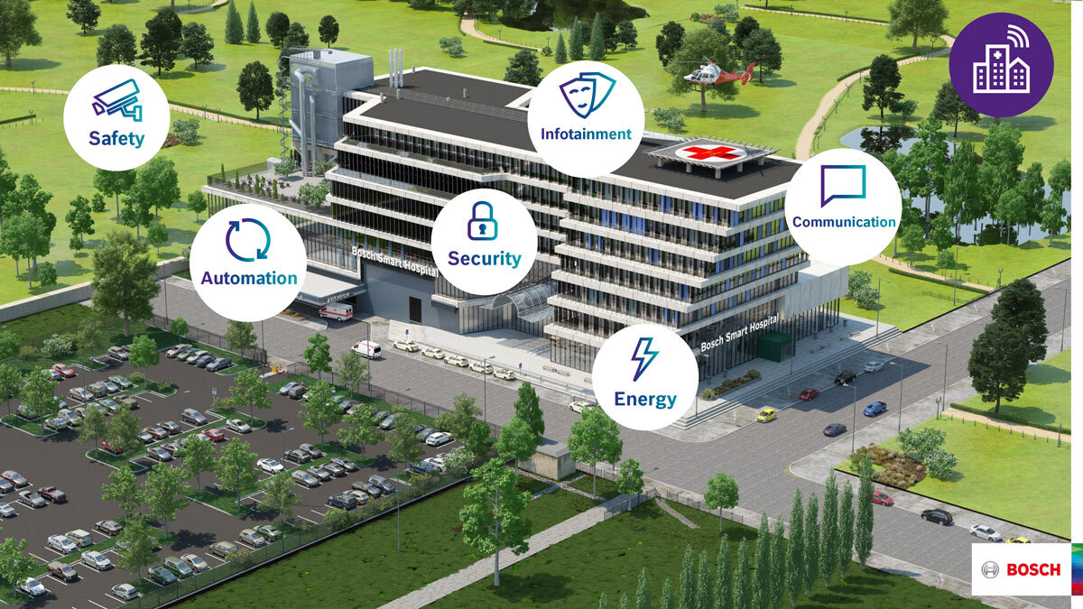 El Internet de las Cosas llega a los hospitales de la mano de Bosch
