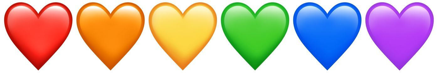 corazon ios 11 1 unicode 10 emojis