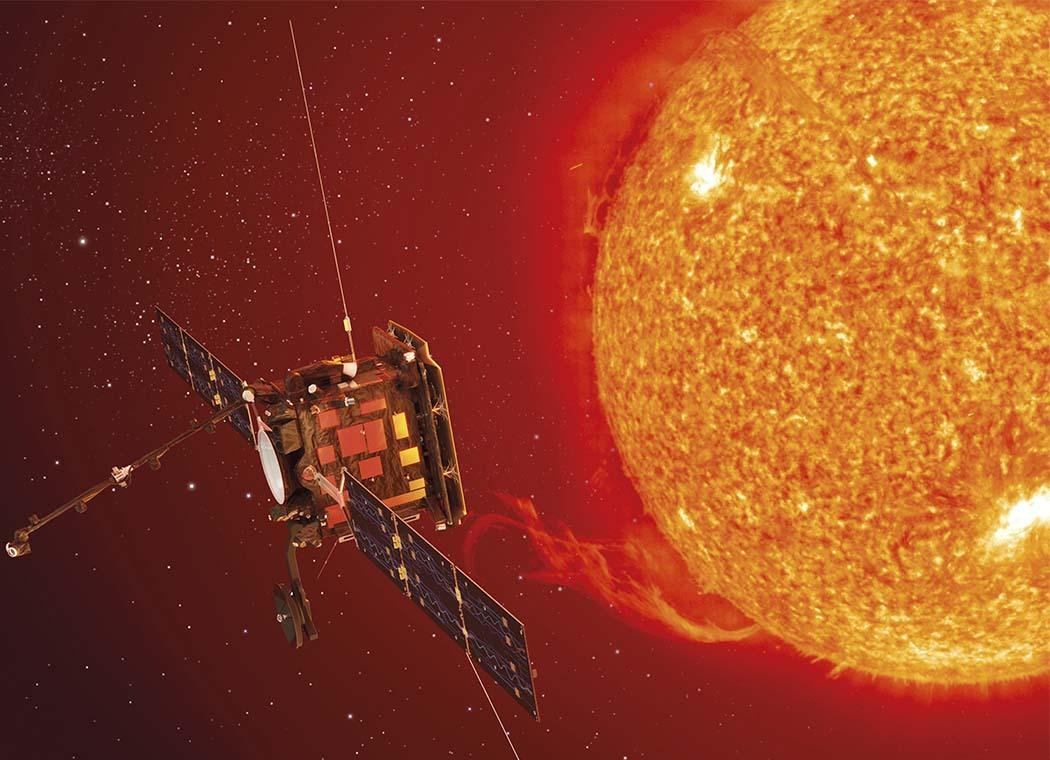 solar orbiter destacada sol