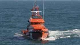 Imagen de Salvamento Marítimo.