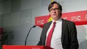 Salvador Illa, el secretario de organización del PSC.