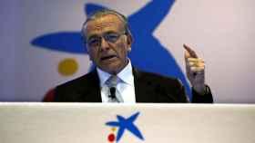 Isidre Fainé, presidente la Fundación Bancaria La Caixa, de Criteria y de Gas Natural.