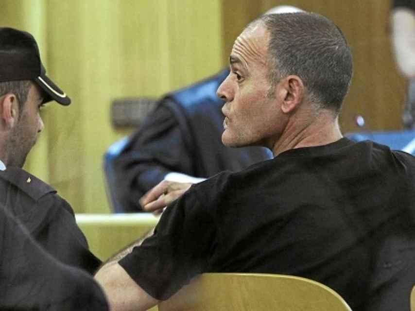 Félix Ignacio Esparza Luri fue detenido en abril de 2004 en St. Paul les Dax (Francia).