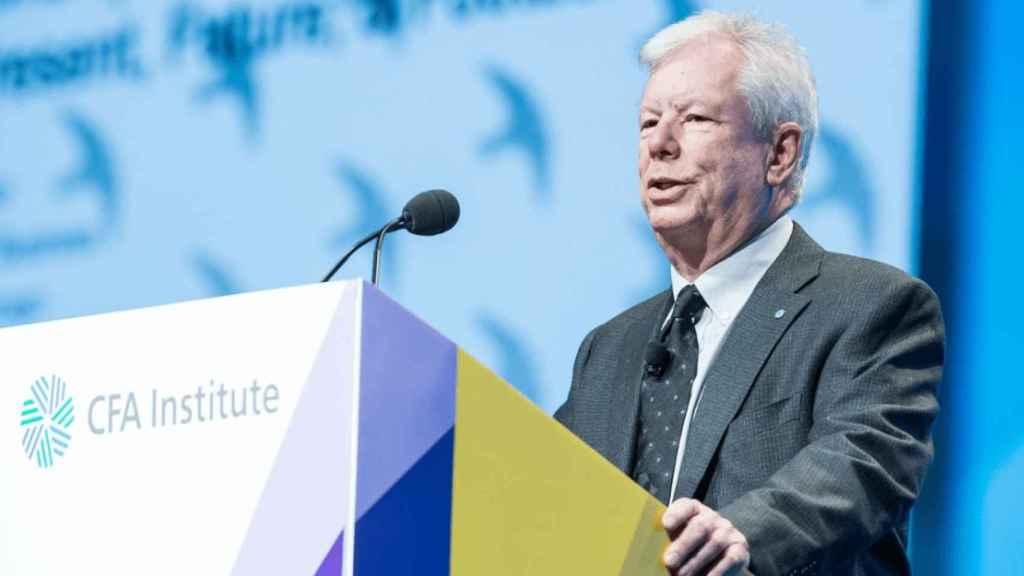 Richard Thaler, premio Nobel.