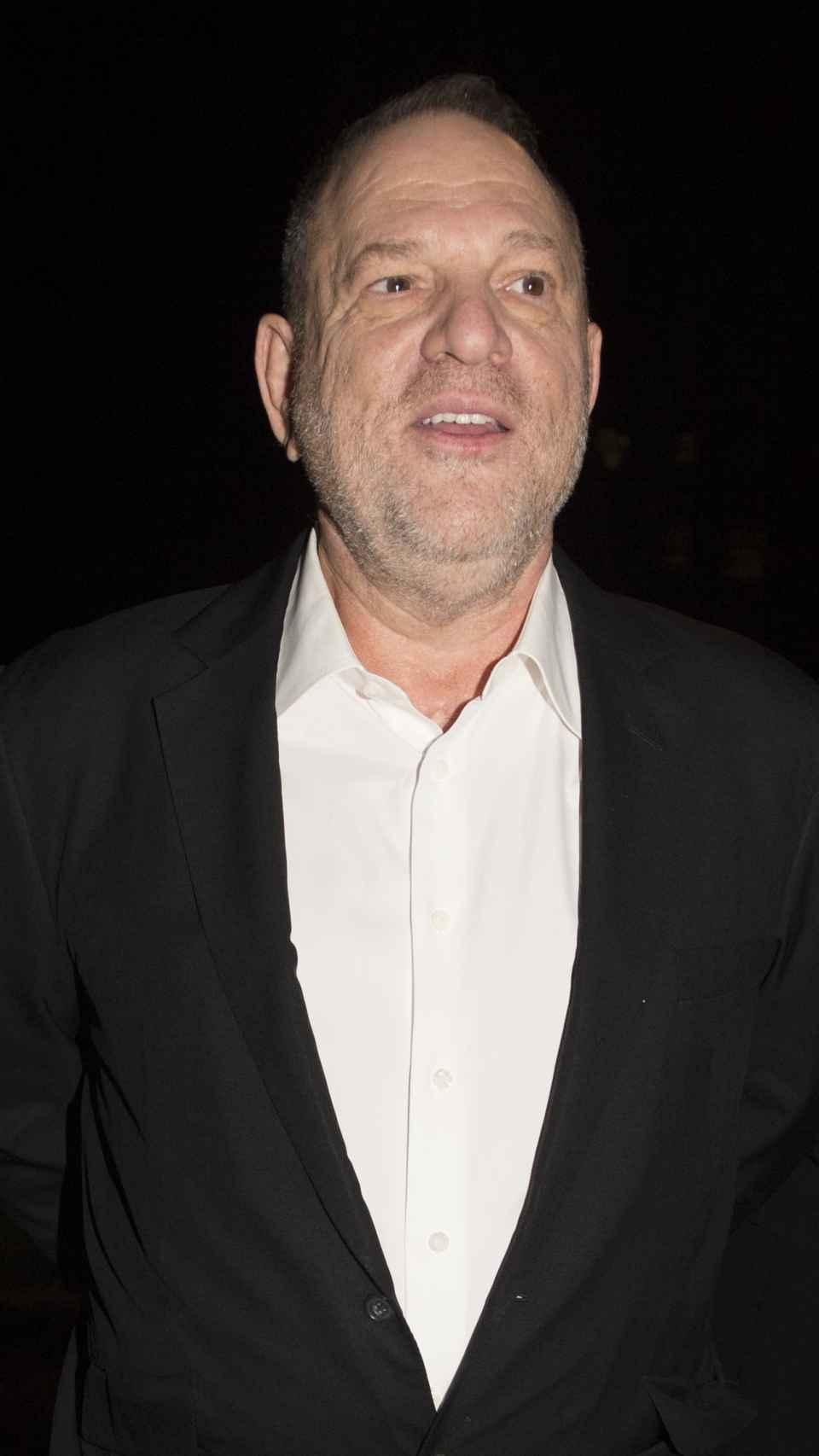 Harvey Weinstein en una imagen de archivo.