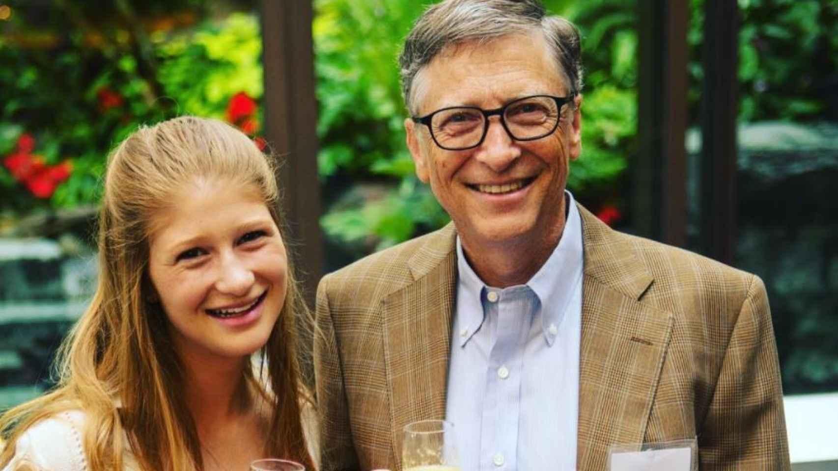 Así es la hija del hombre más rico del mundo.