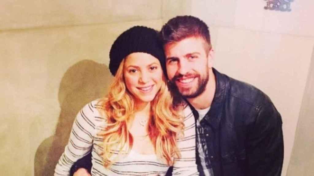 Shakira y Piqué se apoyan en sus respectivos compromisos profesionales.