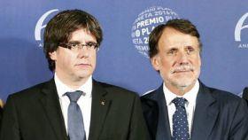Puigdemont deja a empresarios como José Creuheras (Planeta) sin respuestas.