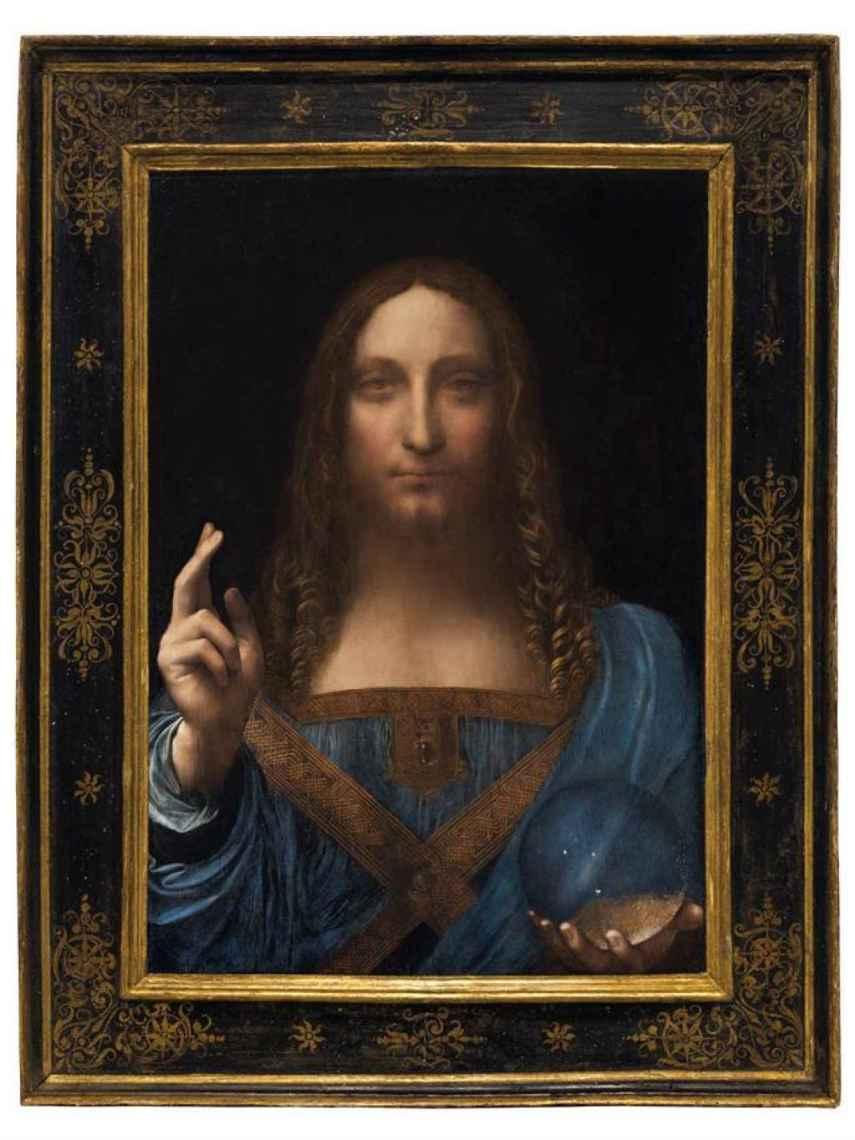 El cuadro de Leonardo que sale a la venta.