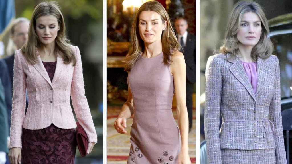 La reina Letizia siempre acapara todas las miradas en esta fecha tan señalada.