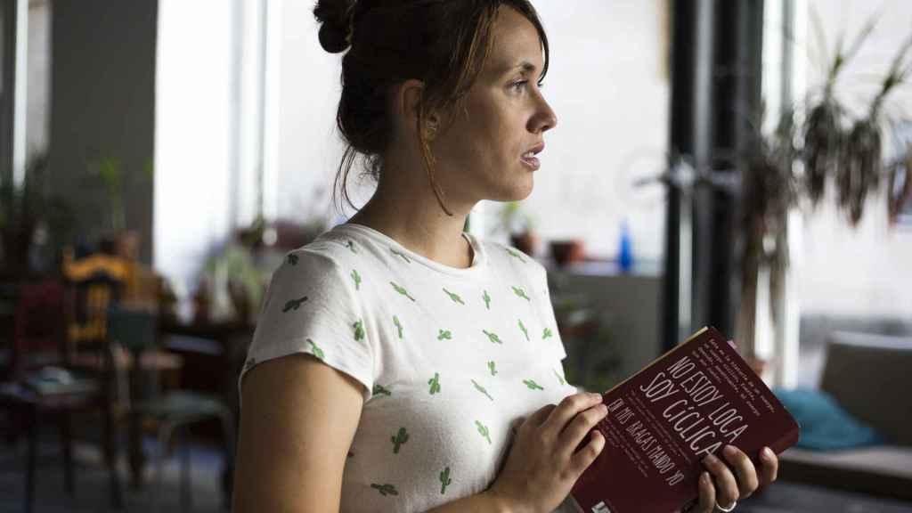 Erika Irusta, creadora de la primera escuela menstrual del mundo.