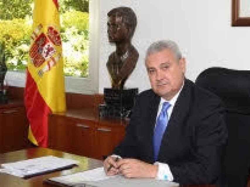 José María Corona Barriuso, el fallecido Jefe de Seguridad de la Casa del Rey.