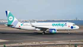 Evelop, la aerolínea de Barceló que aspira a convertirse en gigante del aire
