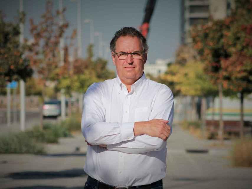 César Cort es el propietario del 10% de Valdebebas.