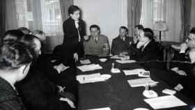 Carmen de Icaza se reunió en 1942 con el comisionado del gobierno de Hitler.