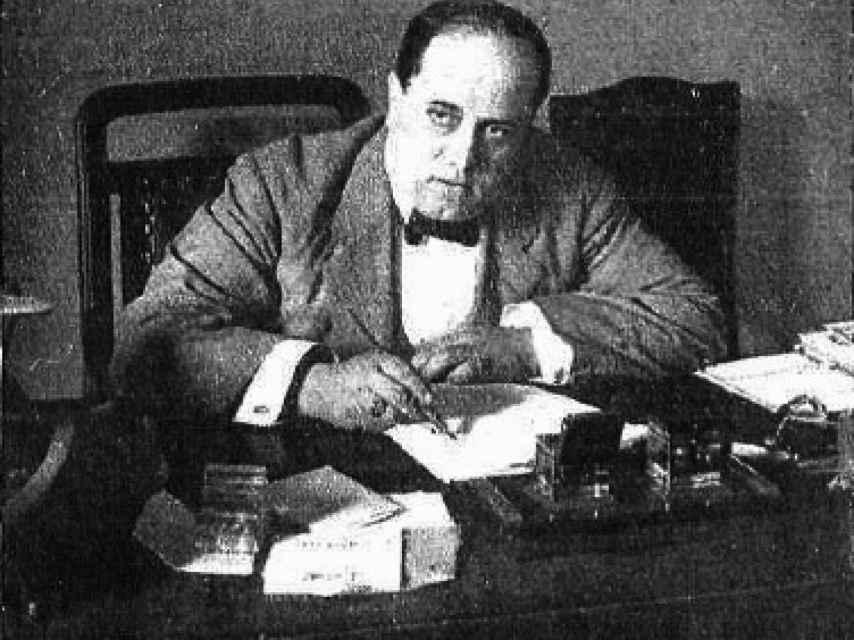 Juan Pich y Pon, en 1915.