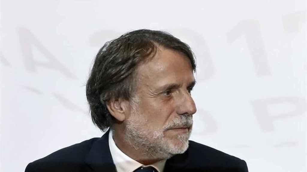 El presidente de Planeta, José Creuheras.