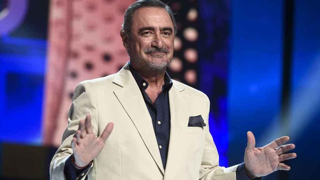 Carlos Herrera, uno de los motores comerciales de Cope.