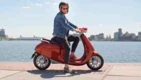 Bolt Mobility moto electrica tesla