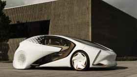toyota concept-i coche electrico