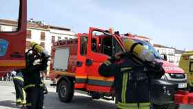 bomberos-de-salamanca-en-caceres