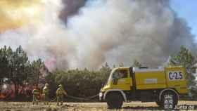 Salamanca-incendio-junta-castilla-leon-fuego