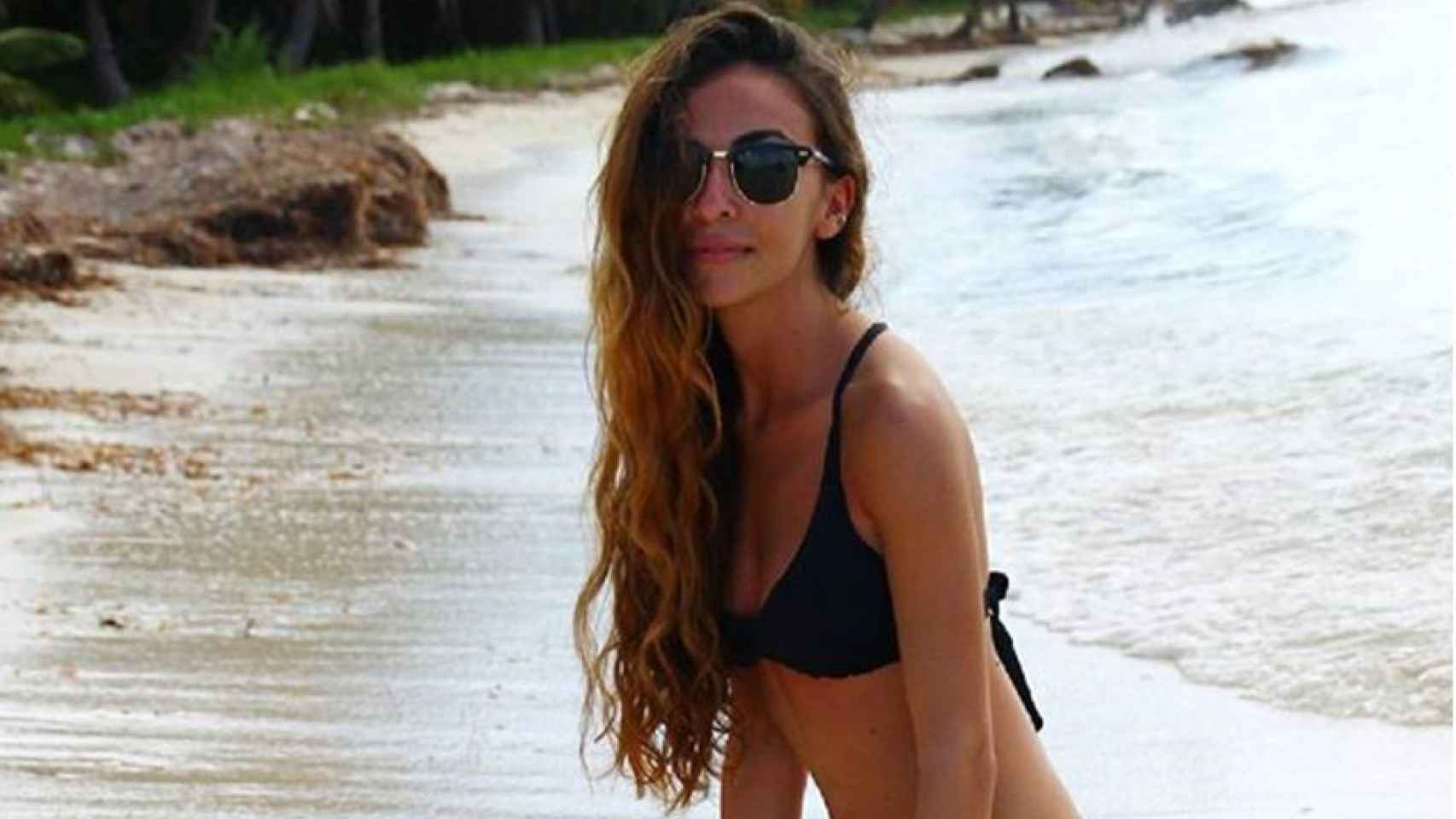 Así es Loreto Sesma, la novia de Willy Bárcenas