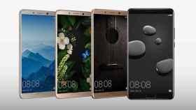 Huawei Mate 10 contra el Note 8, S8+, Pixel 2 XL, LG V30…