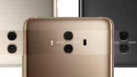 Nuevos Huawei Mate 10 y Mate 10 Pro: llega la inteligencia artificial
